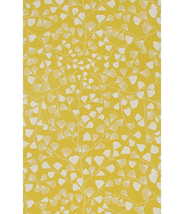 Miss-Print Fern Wallpaper Citrus MISP1174