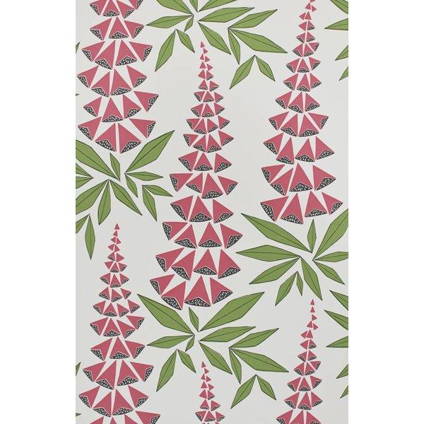 Foxglove Wallpaper Garden MISP1149