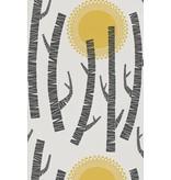 Miss-Print Woods Wallpaper Solar MISP1151