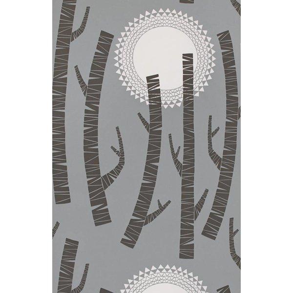 Woods Wallpaper Twilight MISP1153
