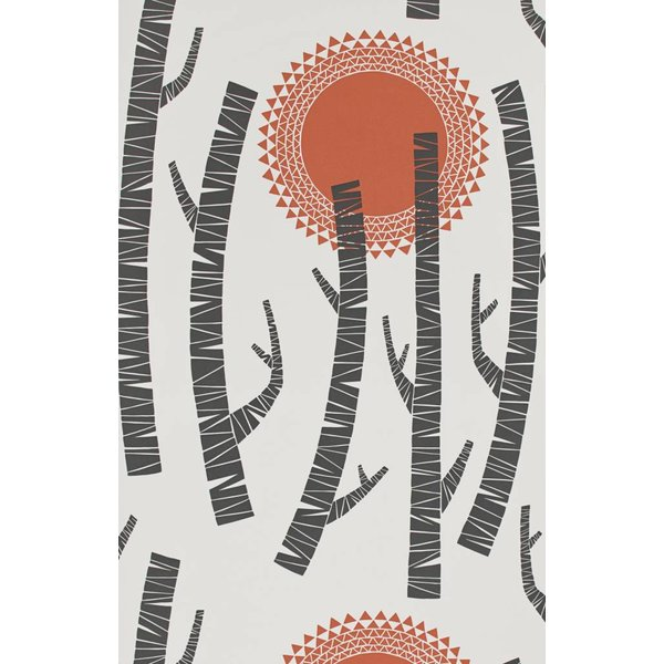 Woods Wallpaper Aztec MISP1155
