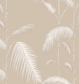 Cole-Son Palm Leaves Grijs En Zilver 66/2013 Wallpaper