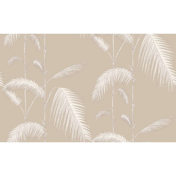 Palm Leaves Grijs En Zilver 66/2013