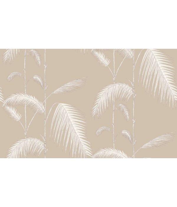 Cole-Son Palm Leaves Grijs En Zilver 66/2013 Behang