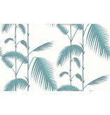 Cole-Son Palm Leaves Beige En Groen 66/2012 Behang