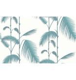 Cole-Son Palm Leaves Beige En Groen 66/2012 Wallpaper