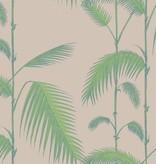 Cole-Son Palm Leaves Bruin En Groen 66/2011 Behang