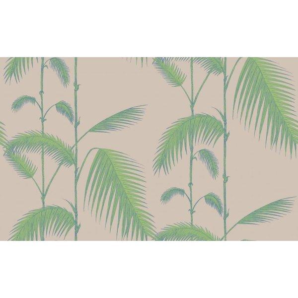 Palm Leaves Bruin En Groen 66/2011