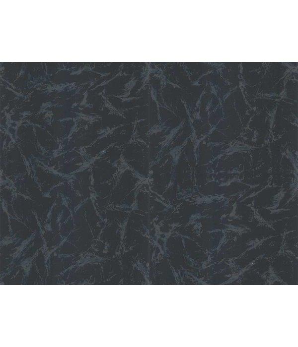 Cole-Son Marble Donkerblauw En Grijs 92/7036 Wallpaper