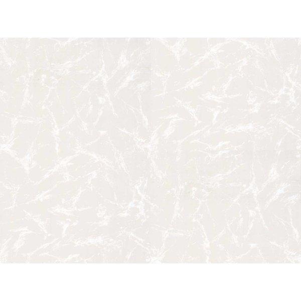 Marble Lichtblauw En Gebroken Wit 92/7033