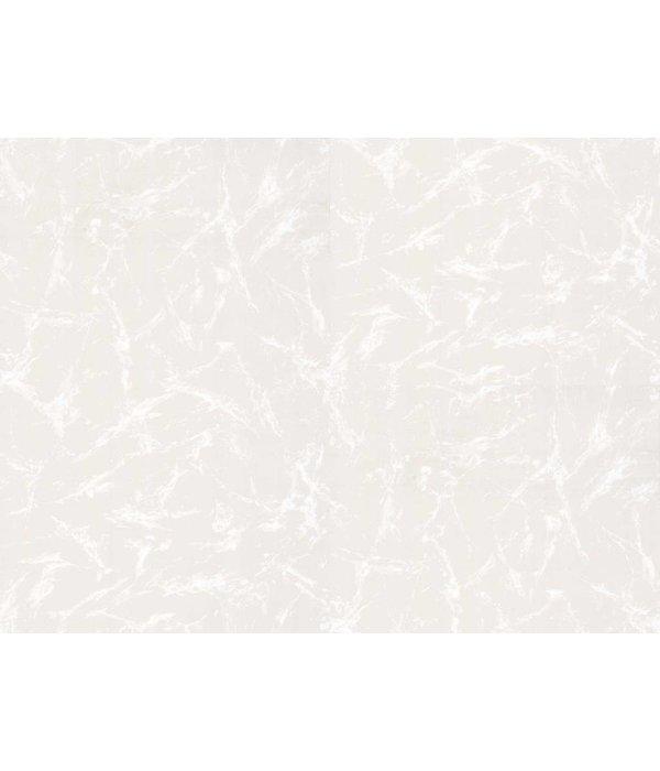 Cole-Son Marble Lichtblauw En Gebroken Wit 92/7033 Behang