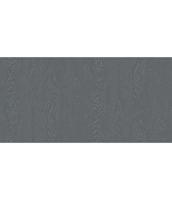 Cole-Son Wood Grain Donkerblauw En Grijs 92/5027 Wallpaper