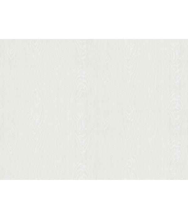 Cole-Son Wood Grain Gebroken Wit En Wit 92/5026 Wallpaper