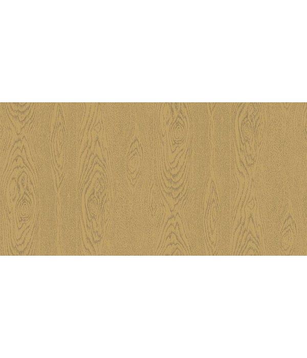 Cole-Son Wood Grain Goud En Grijs 92/5023 Wallpaper