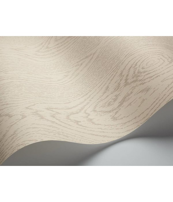 Cole-Son Wood Grain Gebroken Wit En Grijs 92/5022 Wallpaper
