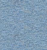 Cole-Son Tweed Wit, Grijs, Lichtblauw, Blauw, Zwart En Grijs 92/4019 Behang