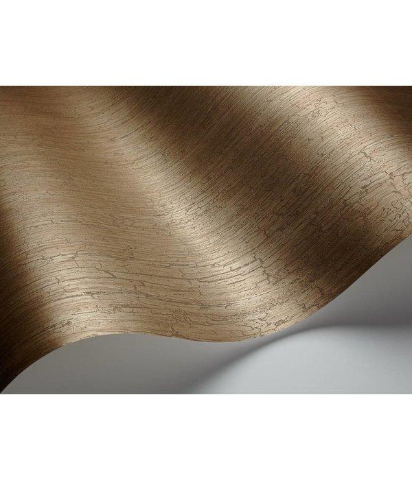 Cole-Son Crackle Metallic Bronze En Bruin 92/1007 Behang