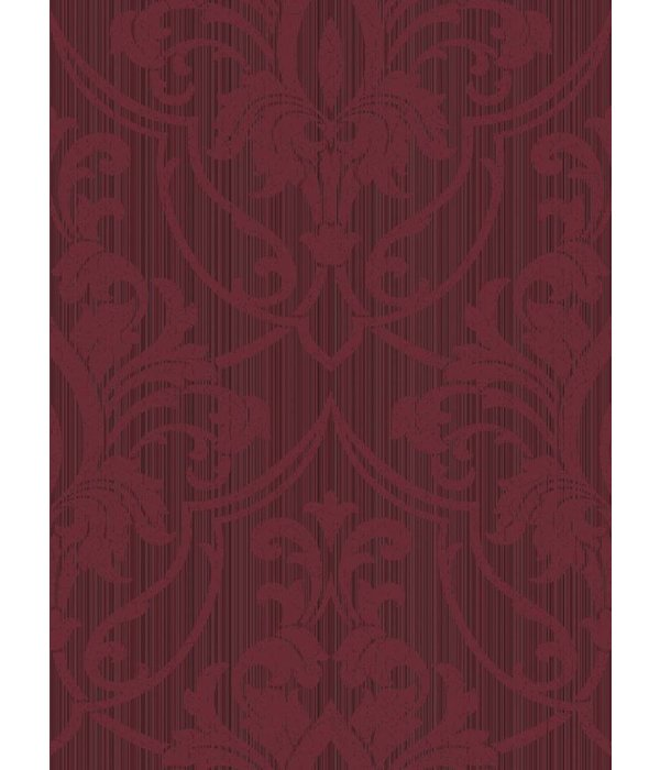 Cole-Son ST. PETERSBURG DAMASK Rood Mat En Glans 88/8035 Wallpaper