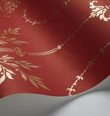 Cole-Son DORSET Rood En Goud 88/7029 Wallpaper