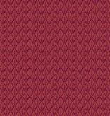 Cole-Son LEE PRIORY Donkerroze En Paars 88/6025 Behang