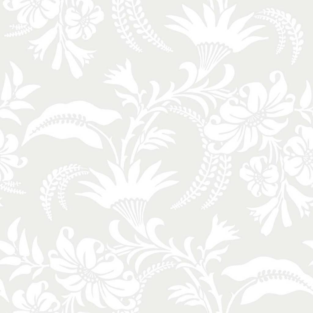 Cranley grijs en wit 88 5020 de mooiste muren - Wit behang en grijs ...