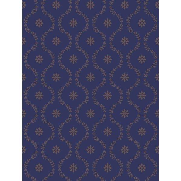CLANDON Donkerblauw En Goud 88/3011