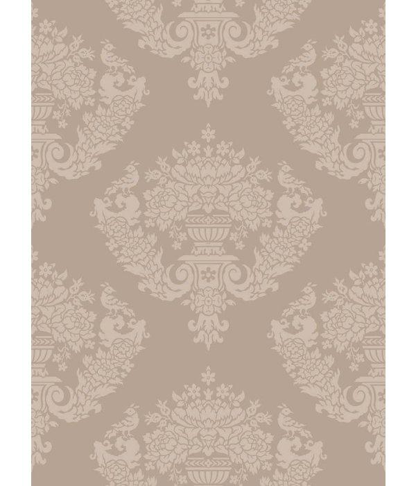 Cole-Son SUDBURY Zilver En Taupe 88/12049 Wallpaper