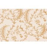 Cole-Son Ludlow Beige En Goud 88/1003 Wallpaper