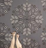 Miss-Print Kaleidoscope Wallpaper Blues MISP1091 Behang