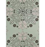 Miss-Print Kaleidoscope Wallpaper Peppermint MISP1094 Wallpaper