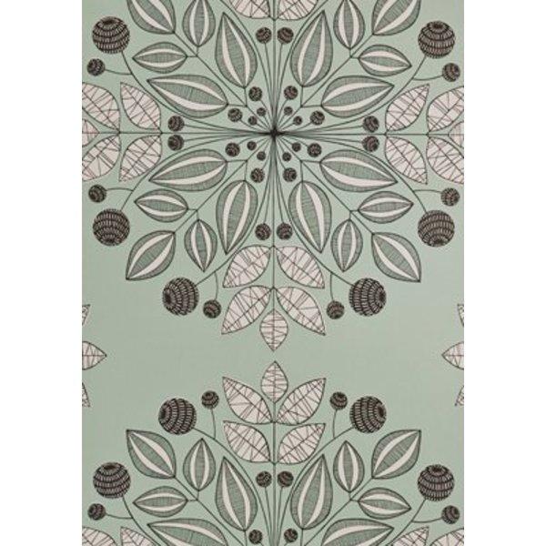 Kaleidoscope Wallpaper Peppermint MISP1094