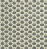 Miss-Print Figs Wallpaper Olive MISP1097 Behang