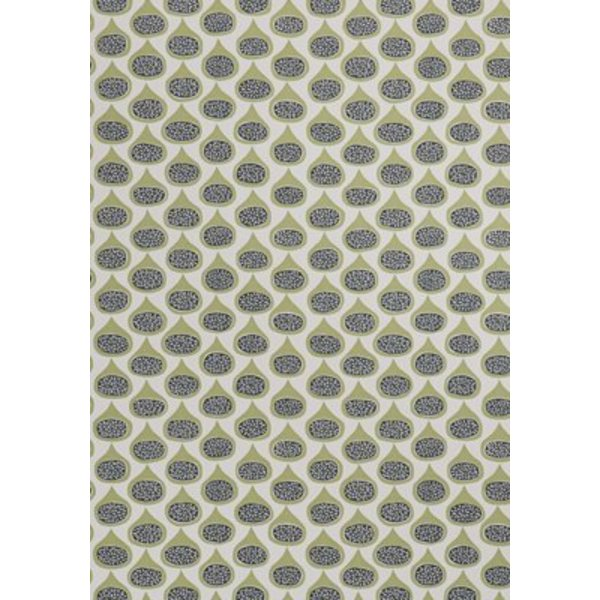 Figs Wallpaper Olive MISP1097