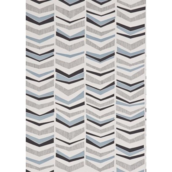 Chevron Wallpaper Bluebird MISP1103