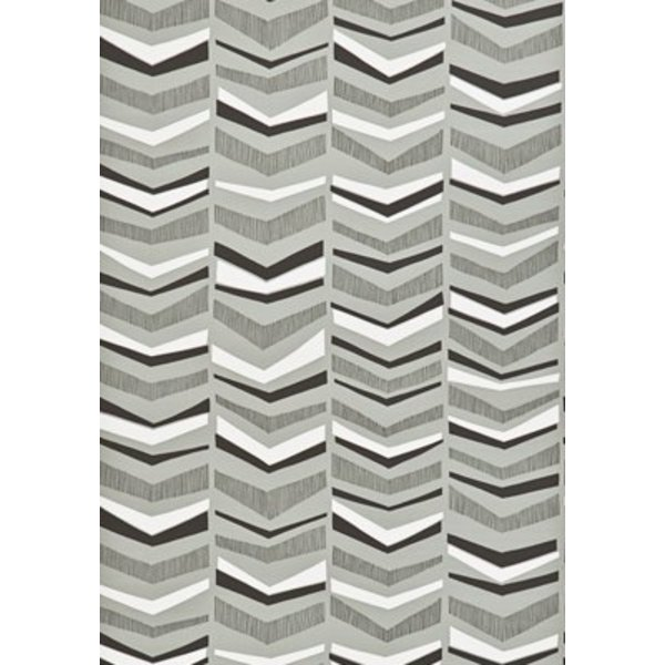 Chevron Wallpaper Greystone MISP1105