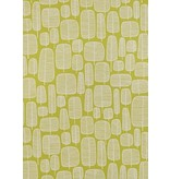 Miss-Print Little Trees Wallpaper Moss MISP1043