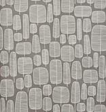 Miss-Print Little Trees Wallpaper Smoke MISP1112