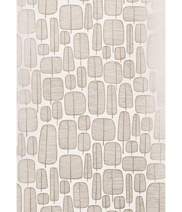 Miss-Print Little Trees Wallpaper Copperslip MISP1108