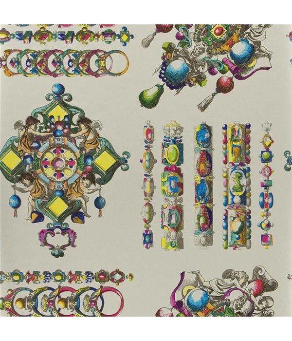Designers-Guild LA MAIN AU COLLET - ZINC PCL020/08