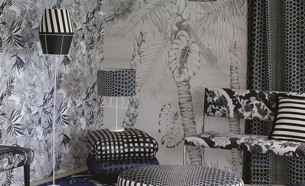 Palmboombehang voor meer dan een tropische sfeer