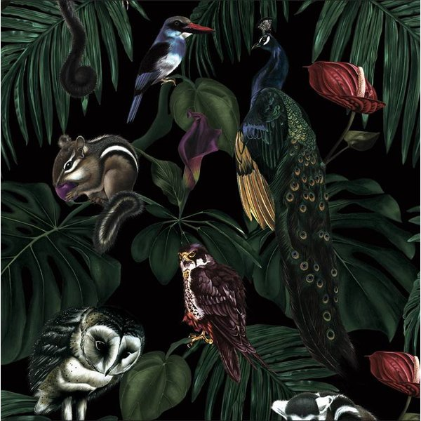 Amazonia Dark wallpapper