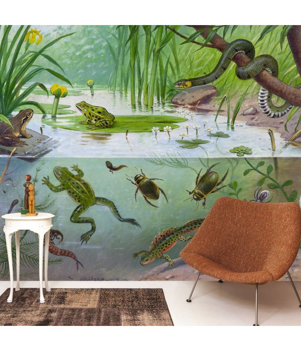 Naturalis Originals In pond and stream by M. A. Koekkoek NATM01021015