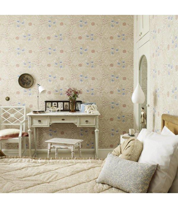 Morris-Co Larkspur - Olive/Lilac DARW-212555