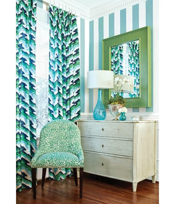 Thibaut Summer House Summer Stripe T13130