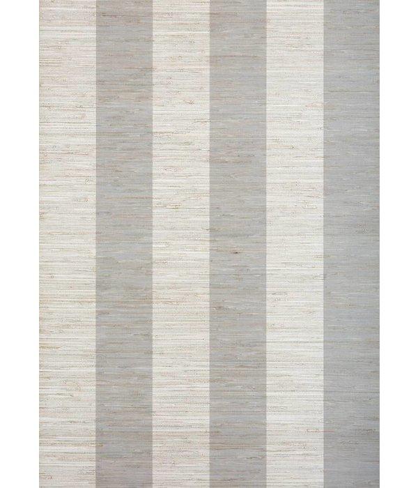 Thibaut Grasscloth 4 Crossroad Stripe T72805