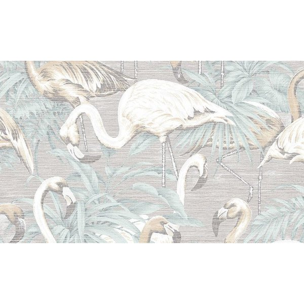 Arte Wallpaper Flamingo 31542