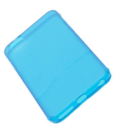 HEM Blauw siliconenhoesje iPhone 6 Plus