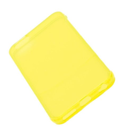 HEM Geel siliconenhoesje iPhone 6 Plus
