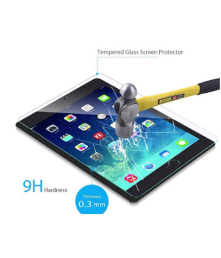 Tempered Glass Glasplaatje / Screenprotector / Tempered Glass iPad Air