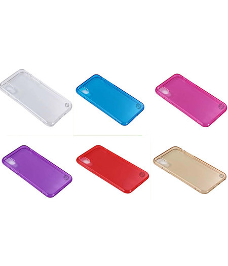 Siliconenhoesjes/Bumpers